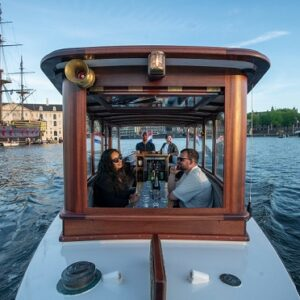 classic boat undine